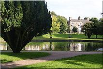 SK0573 : Pavilion Gardens, Buxton by Bill Boaden