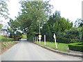 TQ1294 : Merry Hill Road, Bushey by David Howard