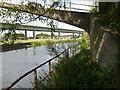 SK8055 : Fiddler's Elbow Bridge - 4  by Alan Murray-Rust