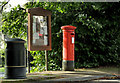 J3649 : Pillar box, The Spa, Ballynahinch by Albert Bridge