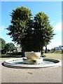 TR1457 : Canterbury - Water feature and avenue by Rob Farrow