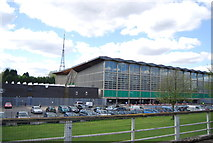TQ3470 : Crystal Palace National Sports Centre by N Chadwick