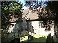 TR1557 : Canterbury - St Martin's Church - Chancel by Rob Farrow