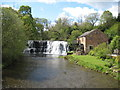 NY6815 : Rutter  Force  and  former  Water  Mill by Martin Dawes