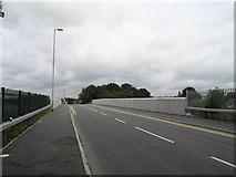 SJ9299 : Richmond Street Road Bridge by John Topping