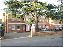 SK4003 : Bosworth Court Nursing Home - Station Road by Betty Longbottom