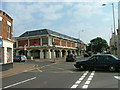 TG3018 : Busy junction in Wroxham by Dave Fergusson