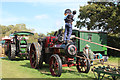 TQ5012 : The Burrell Traction Engine by Oast House Archive