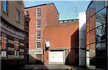 J3474 : Marlborough Street site, Belfast (2) by Albert Bridge