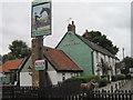 TL6807 : Horse  and Groom Pub, Roxwell Road by Julian P Guffogg