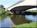 SK8056 : Winthorpe Bridge  by Alan Murray-Rust