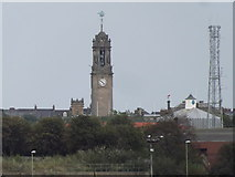 NZ3666 : Town Hall, South Shields by Colin Smith