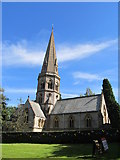 TQ1450 : St Barnabas' Church, Ranmore Common by Richard Rogerson