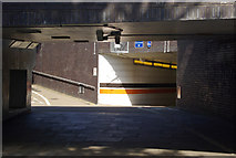 SP3378 : Subway under Grosvenor Road, Coventry by Stephen McKay