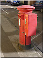 SK8054 : Northgate Post Office postbox (ref. NG24 15)  by Alan Murray-Rust