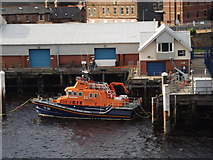 NZ3668 : North Shields Lifeboat by Colin Smith