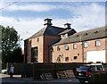 SK8054 : Former maltings, George Street  by Alan Murray-Rust