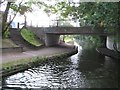 SP1492 : Birmingham & Fazeley Canal: Forge Lane Bridge by Nigel Cox