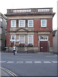 SK4003 : Old Midland Bank - Station Road by Betty Longbottom