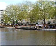 TQ2681 : Little Venice waterbus, London by Jaggery