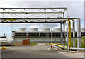 SK7653 : Cooling plant, Staythorpe by Alan Murray-Rust