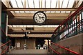 SD4970 : The clock above the subway exit by Steve Daniels