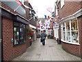SK1109 : Tudor Row - Wade Street by Betty Longbottom
