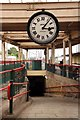 SD4970 : The Brief Encounter Clock at Carnforth Station by Steve Daniels