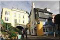 SH5937 : Bridge House and Toll House, Portmeirion by Jeff Buck