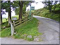 NY2219 : Gillbrow Farm Entrance by Gordon Griffiths