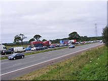SD5052 : M6 Jam North by Gordon Griffiths