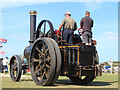 TQ5012 : Steam engine, Laughton Show by Oast House Archive