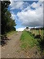 SU8090 : Bridleway near Muzwell Farm by don cload