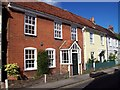 TQ0766 : Listed Cottages, Shepperton by Len Williams