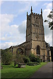 ST7693 : Parish church of St Mary the Virgin, Wotton-Under-Edge with Ozleworth by Roger Davies