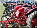 TQ5012 : Classic tractors, Laughton Show by Oast House Archive