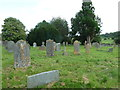 ST6258 : St Augustine of Hippo, Clutton: churchyard (B) by Basher Eyre