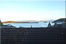 NM8529 : Morning light over Oban Bay by Steven Brown