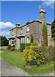 """SK2571 : """"Plantation House"""" on the Chatsworth Estate by Neil Theasby"""