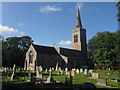 TL1183 : St Michael's, Great Gidding by Ben