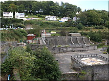 SC4384 : Terminus of the Great Laxey Mines Steam Railway by Andrew Abbott