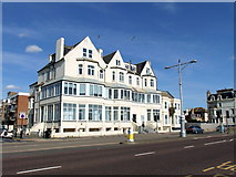 TQ2704 : Girton House, Kingsway, Hove by PAUL FARMER