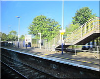 ST6834 : Bruton Railway Station by Roy Hughes