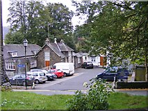 NY3704 : Ambleside Primary School by Gordon Griffiths