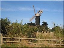 TA0233 : Skidby windmill by Jonathan Thacker