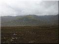 NN6475 : Peaty moorland, Fuar Mhonadh by Karl and Ali