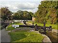SJ9688 : Lock#13, Peak Forest Canal by David Dixon