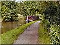 SJ9687 : Peak Forest Canal by David Dixon