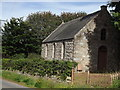 NJ6105 : Old Kirk, Tornaveen by Colin Smith