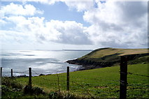 SS0597 : Manorbier Bay by Pam Goodey